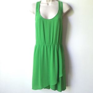 Urban Outfitters Silence + Noise Green Dress Sz L